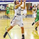 Former Lady Bear gets hoops honors