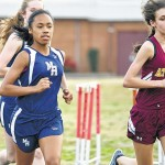 Lady Bears win 10 events at meet