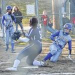 Lady Hounds win season opener