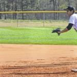Poor first inning dooms East Surry