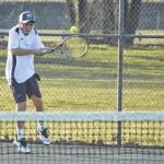 Bear tennis tames Wildcats