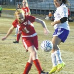 Lady Hounds on a roll