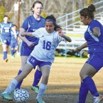 Lady Hounds return to form