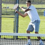 Bears top Golden Eagles in battle for local tennis supremacy