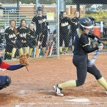 No. 3 Forbush too much for Lady Eagles