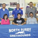 McHone signs with Brevard football