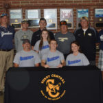 Johnson signs with Bluefield