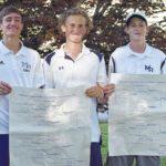 MA tennis sweeps tournament