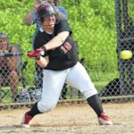 Lady Cards easily advance to second round of softball playoffs