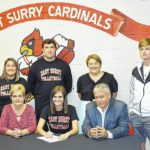 Lady Cards' Marion headed to Surry