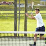 MA out of individual tennis tourney