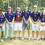 Mount Airy wins state 1A golf title
