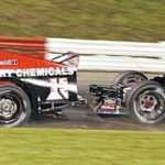 Fleming takes victory in honor of grieving pastor