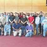 Surry hosts welding society competition