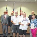 County board recognizes Special Olympics