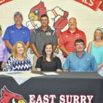 East Surry's Bowman signs with SCC