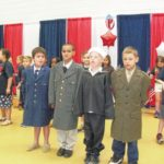 Memorial Day marked at Tharrington Primary