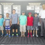 Country Club hosts golf championships