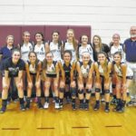 Lady Bears earn academic recognition