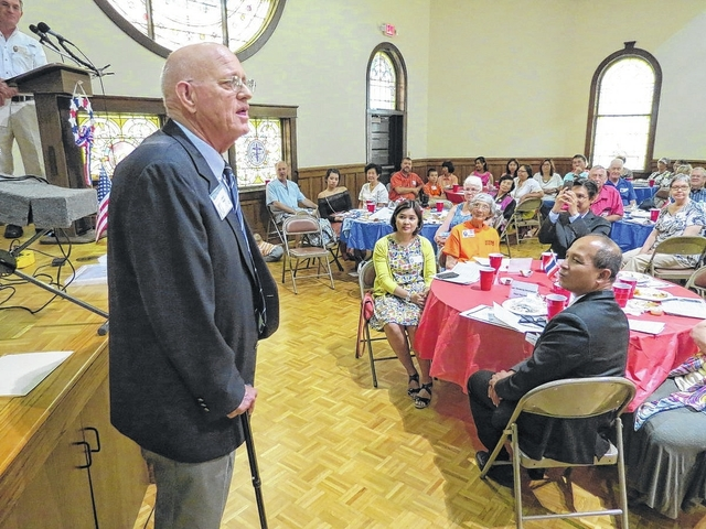 Mt. Airy News   Siamese Twins celebrated at reunion