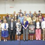 Sigma Alpha Pi Inducts 51 SCC Students