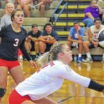 Lady Cards sweep Central in Dobson