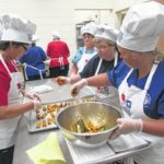County schools host culinary institute