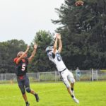 Mount Airy uses big plays to down Starmount 42-18 in season opener
