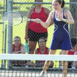 Mount Airy tennis keeps on rolling