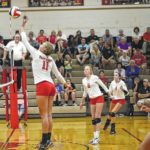 Cards sweep defending champs Alleghany