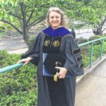 SCC instructor earns doctorate