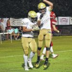 Eagles outlast E. Wilkes, 21-20