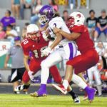 Cards outgunned by West Stokes