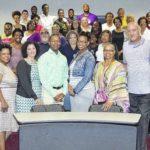 Bienniel Moore reunion held in Winston-Salem