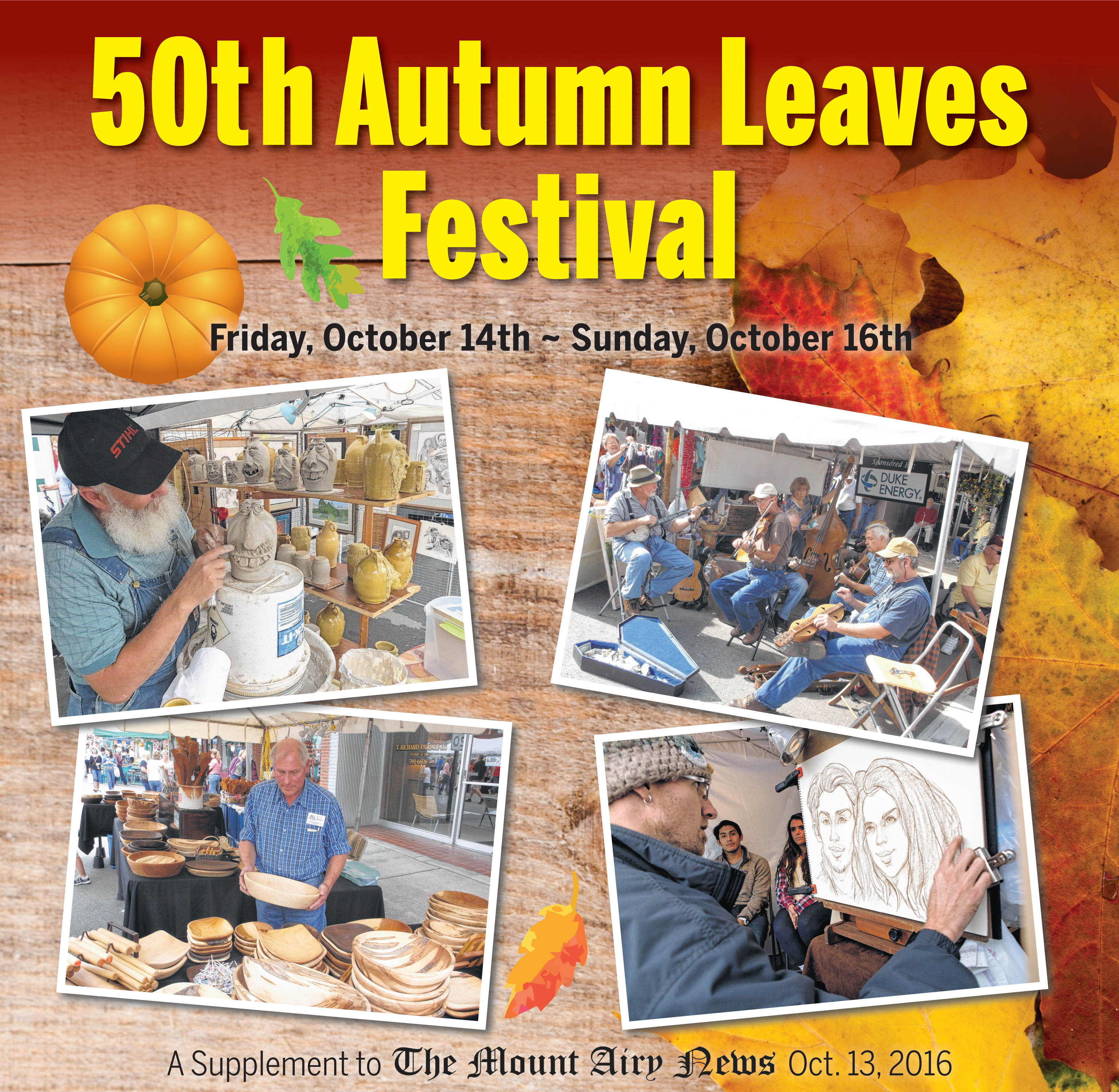 50th Autumn Leaves Festival 2016