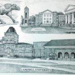 Michael James draws the schools