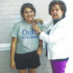 Bannertown blood drive honors big donors
