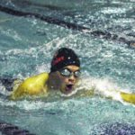 Cardinal swimmers open with wins