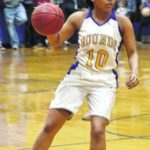 Lady Hounds play for third tonight