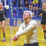 Local VB player wins college honors