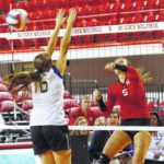 Locals receive awards for volleyball
