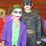 College holds Spooktacular event