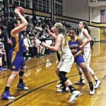 North Surry shuts down Lady Eagles