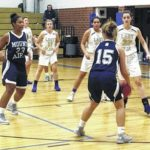 Lady Bears roll over Elks
