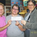 Ruritans donate $500 to food pantry