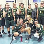 Lady Lions win tourney crown