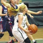 Lady Patriots fall to second in league