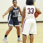Atkins trips Lady Bears in finale