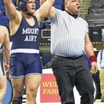 Hogue, Smith claim state titles