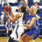 Lady Bears rout Elkin, advance